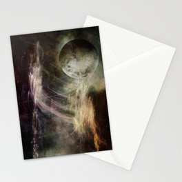 VISION QUEST LOG 1 Stationery Cards