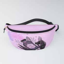 """""""Love is Love Potion"""" inspired by The L Word Fanny Pack"""