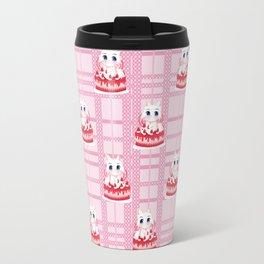 Oyatsu no Jikan 4 (snack time 4) Travel Mug