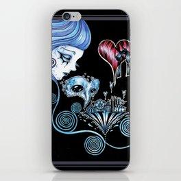 Sentimental Love Circus iPhone Skin