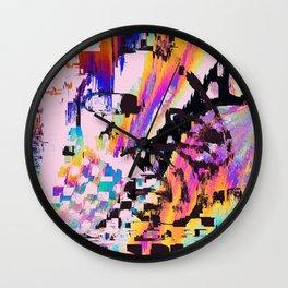 Lick Me Wall Clock