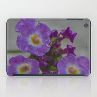 bath iPad Cases featuring Bath by Nicole Stamsek
