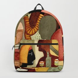hostess Backpack