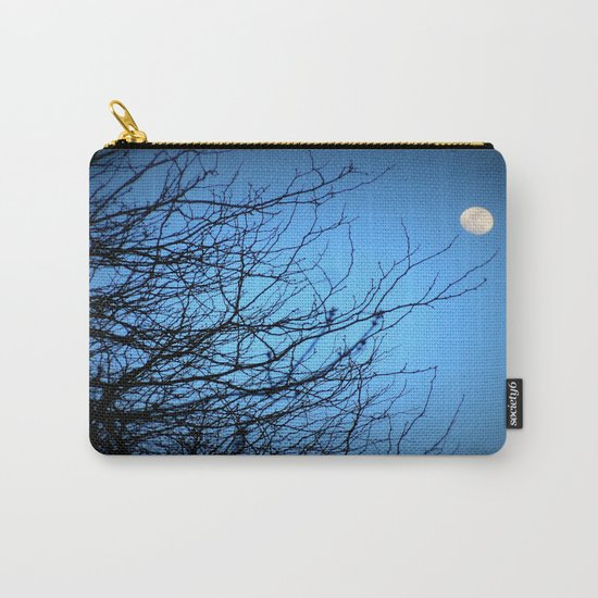 Moonlight at Dusk 2 Carry-All Pouch