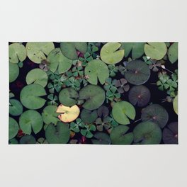 Lily Pads Rug