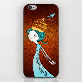 If You Love It, Set It Free iPhone Skin