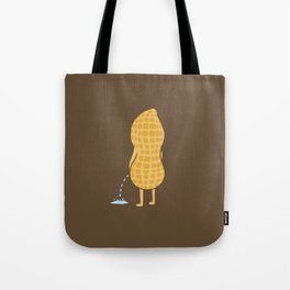 Peenut (brown) Tote Bag