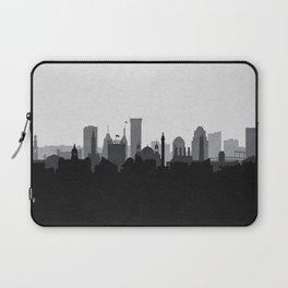 City Skylines: Baltimore (Alternative) Laptop Sleeve