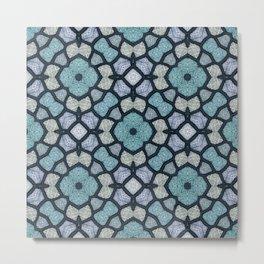 Parisian Floors Metal Print