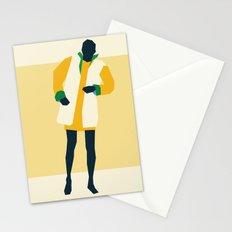Fashion Dance 8 Stationery Cards