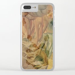 Dius Fidius Clear iPhone Case