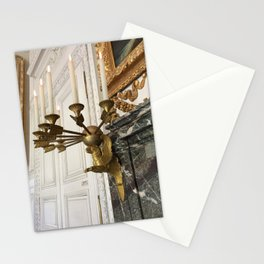 Gilded Nonsense #3: Golden Griffin Stationery Cards