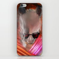 infamous iPhone & iPod Skins featuring infamous by kobymartin