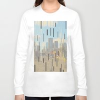 dallas Long Sleeve T-shirts featuring Dallas by Calepotts