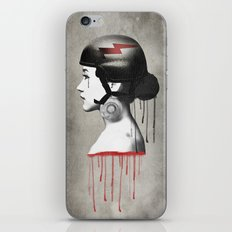 Tear iPhone Skin