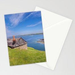 Fisherman`s Hut Stationery Cards