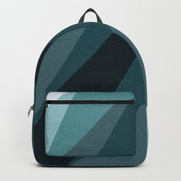 Six Shades of Sea Backpack