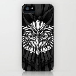Crystal Owl iPhone Case