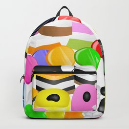 Tasty Candy Treats Backpack