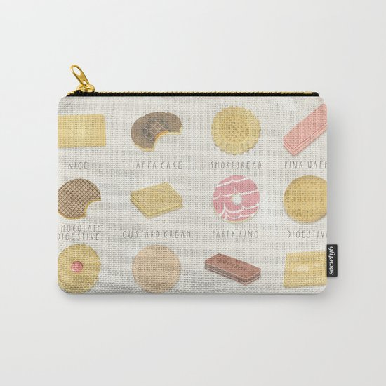 BISCUITS  Carry-All Pouch