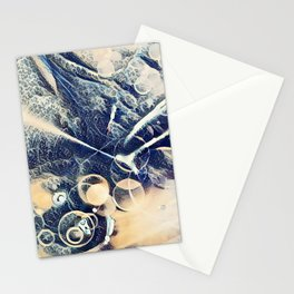 Winter On Lake Erie Stationery Cards