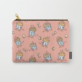 Tricera-Muffin-Tops Carry-All Pouch