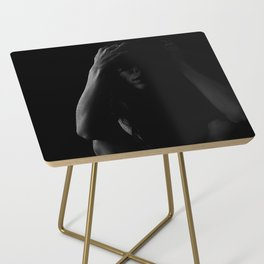 The Disquiet Photo Side Table