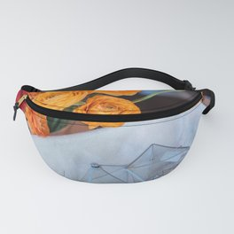 flower photography by Fabio Issao Fanny Pack