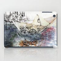 italy iPad Cases featuring italy dualism by Andreas Derebucha