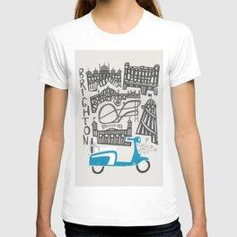Brighton Cityscape T-shirt