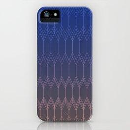 gradient #1 iPhone Case