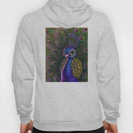 Peacocking Hoody