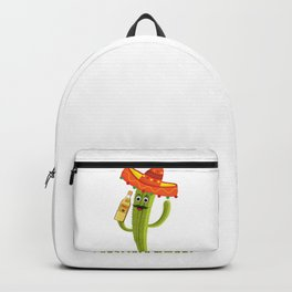 Cinco De Drinko Funny Cinco De Mayo Mexican Sombrero  Backpack