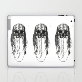 Chaman skull Laptop & iPad Skin