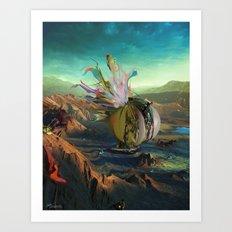 Dua:Talum Art Print