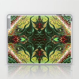 Marooned Symmetrical Abstract Laptop & iPad Skin