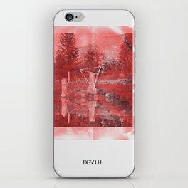 DEVTH iPhone Skin