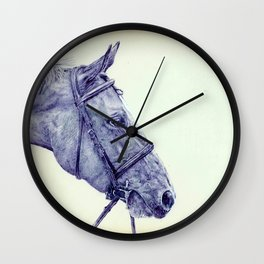 Harness your hopes. Wall Clock