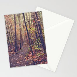 Fall Trail Stationery Cards