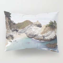 McWay Falls in Big Sur Pillow Sham