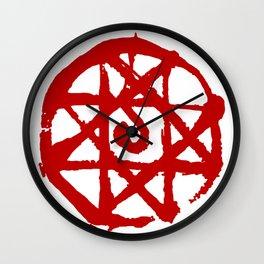 Full Metal Alchemist Alphonse Wall Clock