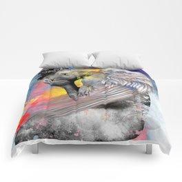 angel male nude Comforters
