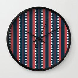 Sea Salt Wall Clock