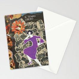 Il Tempo Libero (Spare Time) Stationery Cards