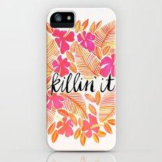 Killin' It – Melon Ombré iPhone SE Slim Case