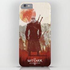 Witcher 3 wild hunt  Slim Case iPhone 6s Plus