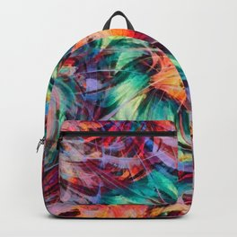 Fractal Feuille Backpack