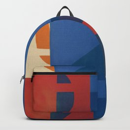 Sailing in a Sea of Doubts Backpack