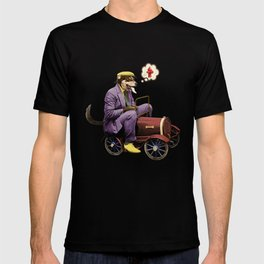 Barkin' Down the Highway! T-shirt