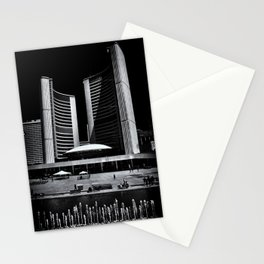 Toronto City Hall No 6 Stationery Cards